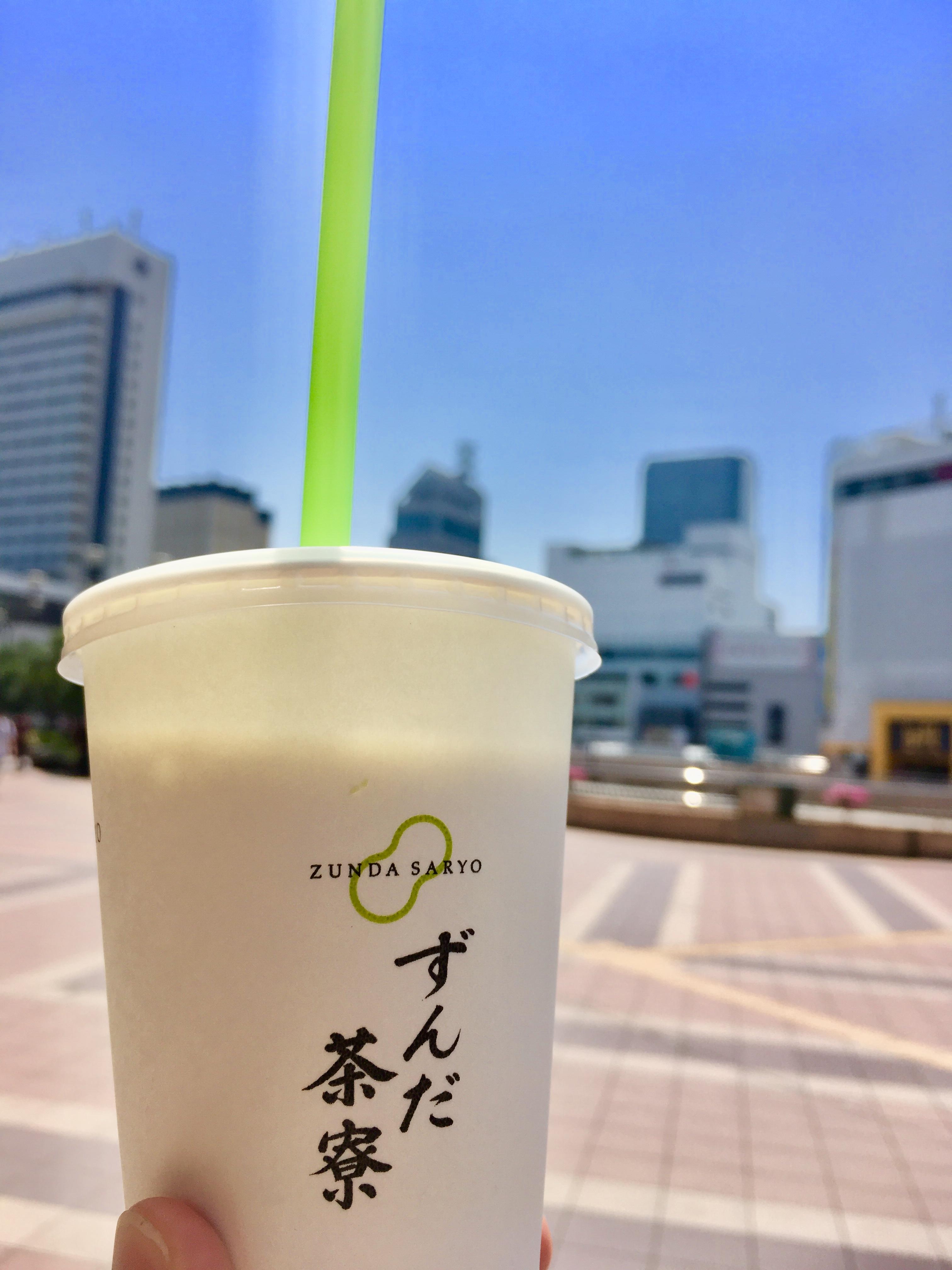 2019年8月3日の仙台 猛暑、七夕飾り、七夕関連イベントなど